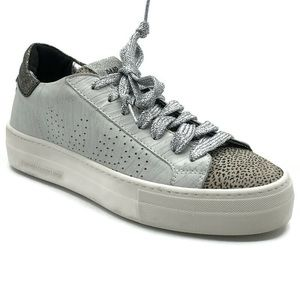 P448 Women's Thea Low Top Sneaker (Unmatched size)